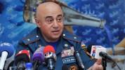 Վրեժ Գաբրիելյանն ազատվել է Փրկարար ծառայության տնօրենի պաշտոնից