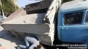 Ավտովթար Գյուլբենկյան և Հրաչյա Քոչարի փողոցների խաչմերուկում․ տուժածներ չկան