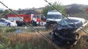 Վայոց Ձորում բախվել են հիվանդ տեղափոխող շտապօգնության ավտոմեքենան ու Toyota Camry-ն. կա 7 ...