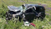 Սյունիքի մարզում 44-ամյա վարորդը Nissan-ով Արցախից Երևան ժամանելիս բախվել է երկաթե արգելապ...