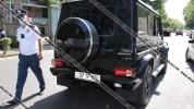 Այսօր Երևանում՝ Mercedes G 500-ի վարորդի կողմից վրաերթի ենթարկված հետիոտնը հիվանդանոցում մ...