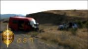 Կարմիր Շուկա-Ստեփանակերտ ճանապարհահատվածում. մեքենան գլորվել է ձորը. կա տուժած