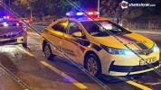 Երևանում 37-ամյա վարորդը ոչ սթափ վիճակում Subaru-ով բախվել է ճանապարհային ոստիկանության To...