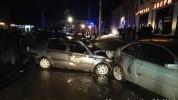 Կապանում բախվել են «Nissan Bluebird» և «Hyundai» մակնիշների ավտոմեքենաները. կա զոհ և վիրավ...