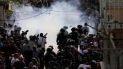 В Иерусалиме в ходе столкновений пострадали более 120 человек