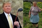 Ռոստովում ի հայտ եկած տատիկը Թրամփի նմանակն է