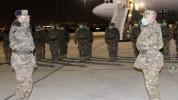 Հայ խաղաղապահների հերթական զորախումբը վերադարձել է հայրենիք