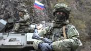 Ռուսաստանի ՊՆ-ն տեղեկագիր է ներկայացրել ԼՂ-ում ռուսական խաղաղապահ ուժերի տեղակայման մասին
