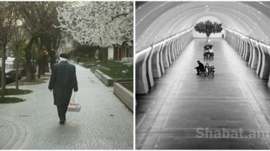 Արտակարգ դրություն, օր 9-րդ. երևանյան կիսադատարկ փողոցները՝ Shabat.am-...