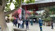 Լուսանկարներ՝ Երևան Մոլից. ահազանգ է ստացվել, որ առևտրի կենտրոնում ռուբ է տեղադրված