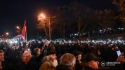«Հայրենիքի փրկության շարժման» հանրահավաքն ավարտվեց երթով դեպի ՀՀ նախագահի նստավայր