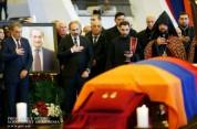 Յուրի Վարդանյանի հուղարկավորության ծախսերը փոխհատուցելու համար վարչապետի աշխատակազմին գում...