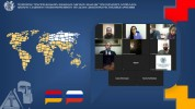 Զարեհ Սինանյանն առցանց հանդիպում է ունեցել Ռուսաստանի հայ համայնքի բարեգործական հիմնադրամն...