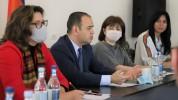 Զարեհ Սինանյանն ու 19 գերատեսչությունները քննարկվել են «իԳործ» ծրագրի արդյունավետությունը