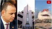 Պայթյունից 15 կմ հեռու գտնվող ՀՀ դեսպանատունը ևս վնասվել է․ Զարեհ Սինանյան (տեսանյութ)