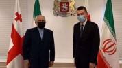 Իրանի ԱԳ նախարարը Վրաստանում հանդիպել է վարչապետի և նախագահի հետ