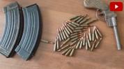 Մի շարք քաղաքացնիներ հանձնել են ապօրինի զենք-զինամթերքը (տեսանյութ)