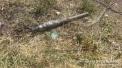 Ռազմական ոստիկանները հայտնաբերել են զենք-զինամթերք. ՊՆ