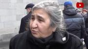 Բեկորային վնասվածքով թոռնիկս դիրքերում է, լիարժեք բուժում չի ստանում. բողոքի ակցիա կառավարության շենքի դիմաց (տեսանյութ)