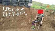 Մարտական դիրքում «մերժում են» Սերժ Սարգսյանին (լուսանկար)