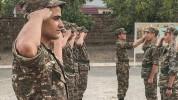 Զորամիավորումներում շարունակվում են նորակոչիկ զինծառայողների մարտական պատրաստության պարապմ...