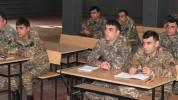 Զորամիավորումներից մեկում անցկացվել են ջոկերի հրամանատարների հավաքներ