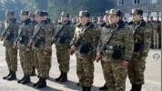 Զորամասերից մեկում անցկացվել է զինվորական երդման արարողություն (լուսանկարներ)