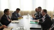 Զոհրաբ Մնացականյանը ընդունել է  ՄԱԿ-ի արդյունաբերական զարգացման կազմակերպության Գլխավոր տն...