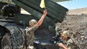 Անցկացվել են հրետանավորների մասնագիտական պարապմունքներ. զինծառայողները անվրեպ կրակով ոչնչա...