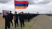Հայ զինծառայողները մասնակցել են «Կովկաս -2020» զորավարժությունների բացման արարողությանը (լ...