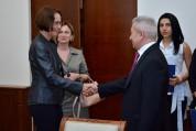 Հայաստանի և Վերականգնման վարկերի բանկի միջև 3 մլն եվրո արժողությամբ երկու դրամաշնորհային հ...