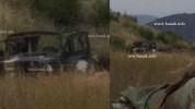 Հրապարակվել են ՀՀ ԶՈՒ կողմից խոցված ադրբեջանական «ՈՒԱԶ»-ի լուսանկարները