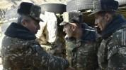 Զորամիավորման հրամանատարի բարոյահոգեբանական ապահովման գծով տեղակալը հենակետերում անց է կաց...